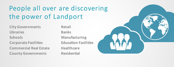 Some clients using Landport's Facility Management Solution